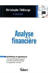 Analyse financière - Licences, Masters, Cadres en formation continue