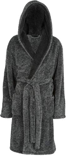 Mens Soft Comfy Fleece Dressing ...