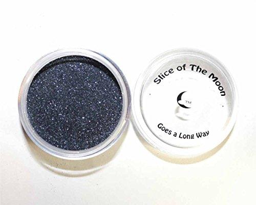 Gemischter Körper-typen (Slice Of The Accents Black Glitter Variationen und Typen schwarzblau)