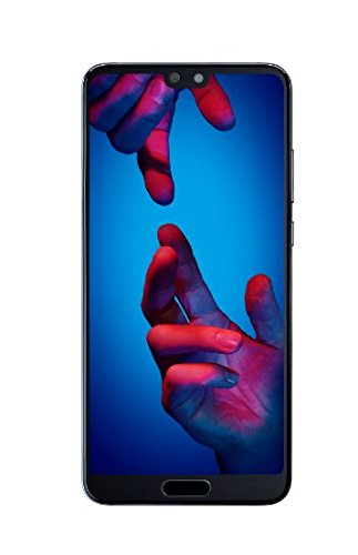 "Huawei P20 Dual SIM 4G 128GB Black, Blue - Smartphones (14.7 cm (5.8""), 128 GB, 20 MP, Android, 8.1 Oreo + EMUI 8.1, Black, Blue)"