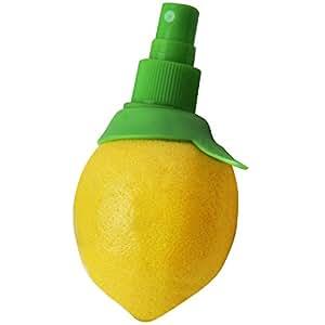 BestOfferBuy 2PZ Spremi Agrumi Per Frutti: Limone, Cedro, Lime, Arancia; Set Di Color Verde