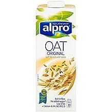 Alpro avena UHT original 1L (Pack de 8 x 1ltr)