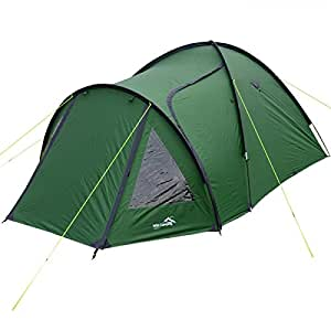 Charlies Outdoor Leisure Wild Camping Idris 4 Man Camping Tent