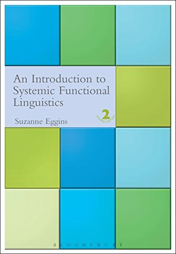 Introduction to Systemic Functional Linguistics: 2nd Edition (Revised) por Suzanne Eggins