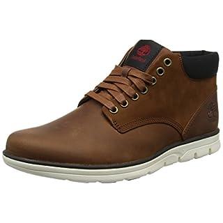Timberland Herren Bradstreet Leather Sensorflex Chukka Boots, Braun (Red Brown FG), 45.5 EU