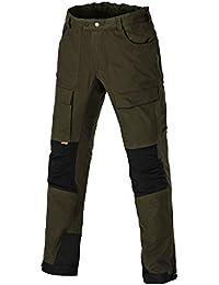 Pinewood Himalaya Extrem - Pantalón para hombre, color oliva oscuro / negro, talla 44