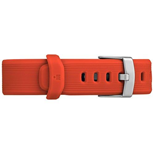 Timex Ironman GPS Silikon Armbanduhr, Ironman, Orange
