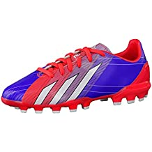 finest selection b25dc f0704 adidas Bota Jr F10 TRX AG Messi Turbo-Purple