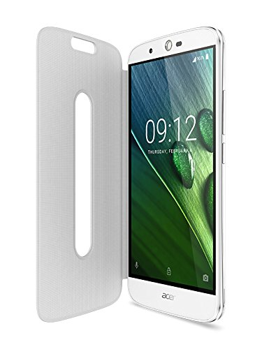 Acer Liquid Zest Plus LTE Dual Micro-SIM Smartphone (14 cm (5,5 Zoll) Display, 16GB Speicher, Android 6.0) weiß - 14