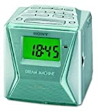 Sony ICF-C153 radio argento orologi