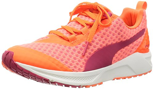Puma Ignite Xt Core, Chaussures de Fitness Femme Orange (Fluo Peach/Rose Red/White)