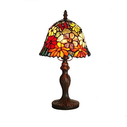 8-inch lampada da tavolo stile Tiffany, lampada
