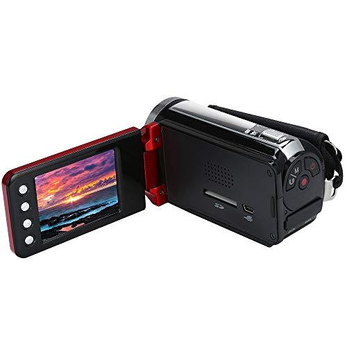 Altsommer Digitalkamera, Video Camcorder HD 1080P 16 Millionen Pixel Handheld Digitalkamera Digital, Digitalkameras Camcorder HD 1080P mit 4Fachem Digitalzoom für Nikon Sony Sumsung Android F1.2 Digital Video