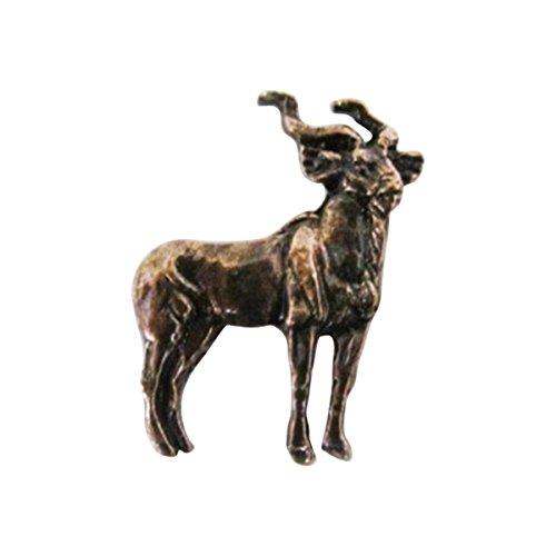 Kupfer ~ Kudu Full Body ~ Kühlschrank Magnet ~ mc106fm (Kühlschrank-magnete Kudu)