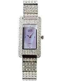 Eton Damen Armbanduhr Analog silber 2935L-LC