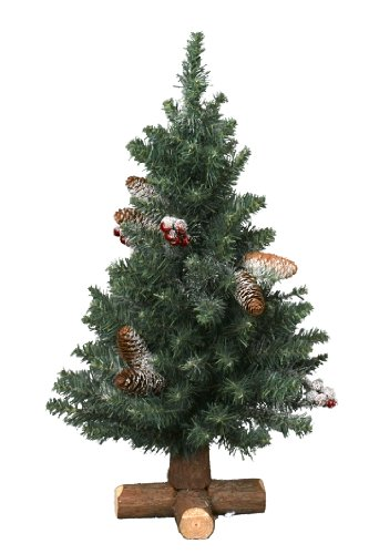 Kaemingk Sherwood - Albero di Natale artificiale hauteur 75 cm Altro