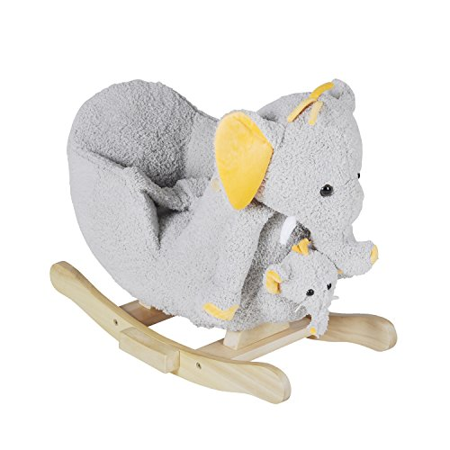 Knorrtoys Schaukeltier Elefant Nele