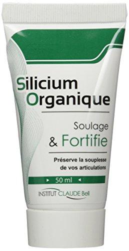 Veana Claude Bell Silicium Organique, 1er Pack (1 x 50 ml)
