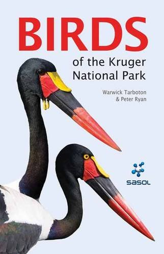 Birds of the Kruger National Park (Photographic Field Guides) por Warwick Tarboton