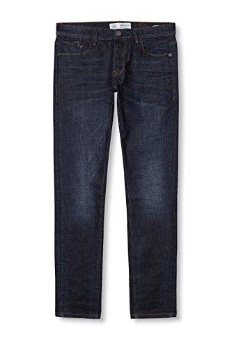 Esprit 027ee2b003-5 Pocket, Jeans Homme Bleu (Blue Dark Wash)