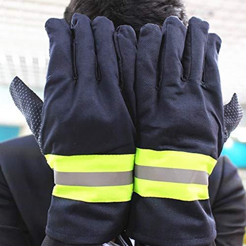 Guantes DJST Cobertura contra Incendios Fibra Vidrio