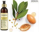 Nirmaya Organics Moroccan Argan Hair Growth Oil 200ml For Denser Hair and Strengthening