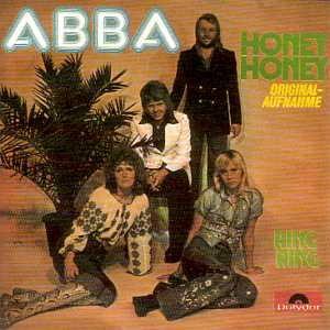 Honey Honey - Ring Ring - 2-Track CARD SLEEVE CDSINGLE