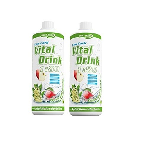 Best Body Nutrition Vital Drink ( 2 x 1000ml = 2000ml )