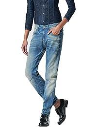 G-Star Damen Jeans Arc 3D Low Boyfriend It Aged, Größe:W 26 L 36;Farbe:lt aged (424)