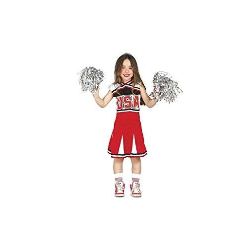Imagen de disfraz animadora para niña de 7 9 años