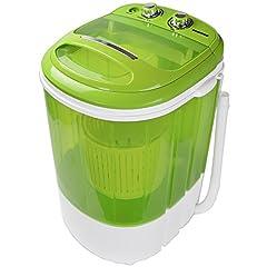 Syntrox Germany WM Mini Waschmaschine Test