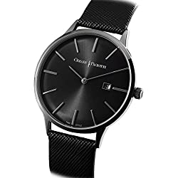 Uhr Cesare Paciotti Herren 42mm tsst119nur Zeit Armband Leder