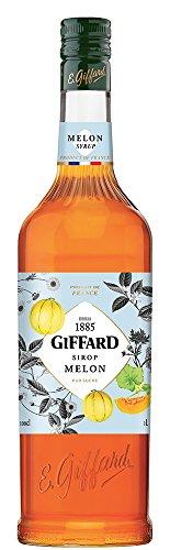 Melonen Sirup 1,0l Flasche (Giffard Sirup)