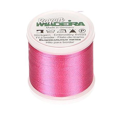 Hot pink-madeira Rayon) Gewinde (Hot Pink Thread)