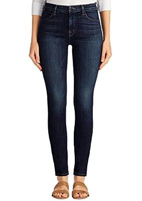 J Brand - Maria High Rise Skinny Jeans - Mesmeric