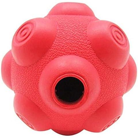 satellitare giocattoli del cane cibo si riversa i durevoli / gioco giocattoli da compagnia formazione non tossico difficili sfera , 9.5cm