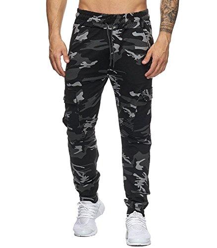 Cabin -  Pantaloni sportivi  - Uomo Nero