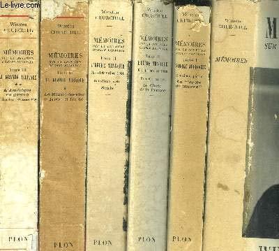Mémoires sur la deuxième guerre mondiale