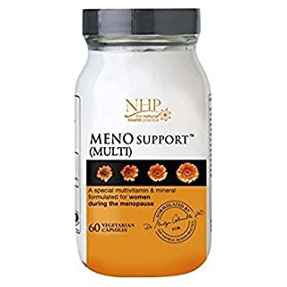 (3 PACK) - Natural Health Practice - Meno Support (Multi) | 60's | 3 PACK BUNDLE