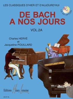De Bach à nos jours Vol. 2A