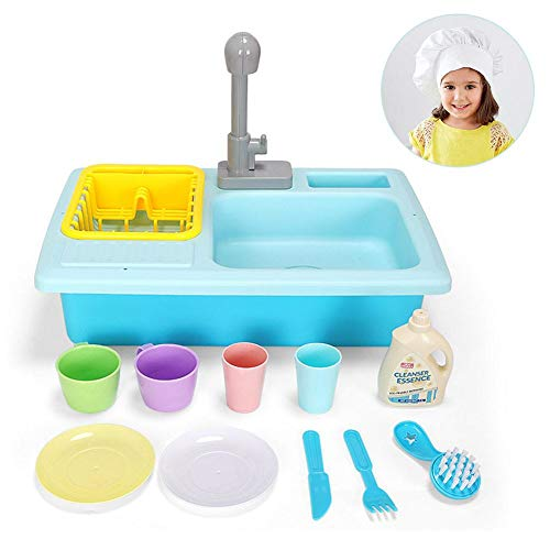SunniY Juguete casa Juegos niños Simulación Cocina