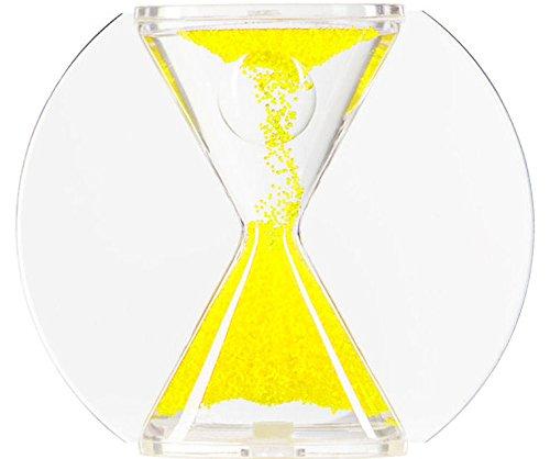 Sanduhr PARADOX Soul 4 Minuten in 6 Farben (gelb)