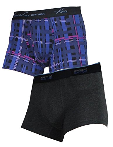 pack-of-2-kenneth-cole-homme-boxer-sous-vetements-s-multicolore