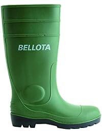 BELLOTA 72242-41 Bota Verde PVC S5, Talla 41