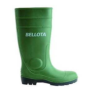 41yODq3OhuL. SS300  - Bellota 72242-39 Bota Verde PVC S5, Talla 39