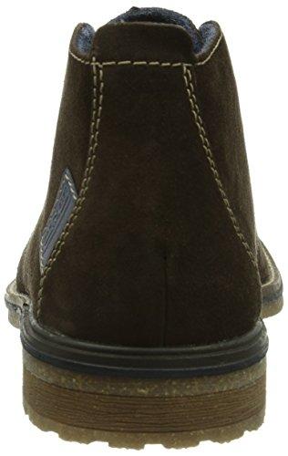 Rieker F1301-25 Herren Desert Boots Braun (kakao/denim / 25)