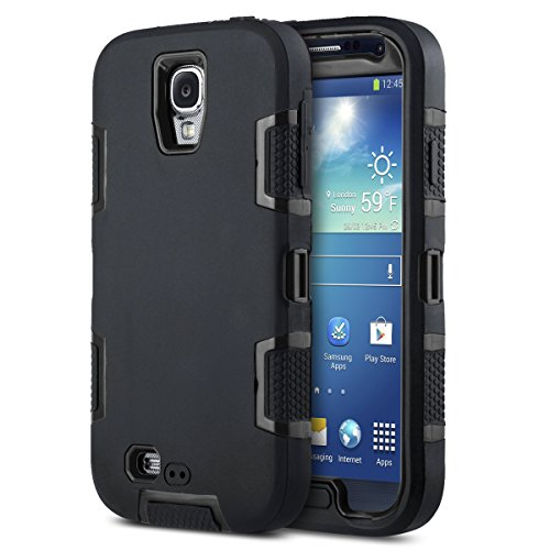 Ulak Mobile Case For Galaxy S4 (Black)