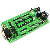 Silicon TechnoLabs Low Cost Atmel 40 Pin Avr Development Board Support Atmega32/16/644 Pin Avr Microcontroller