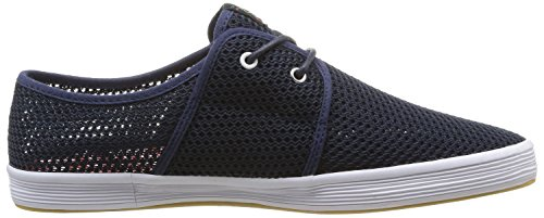 Base London Spam 2, Baskets mode homme Bleu (Navy)