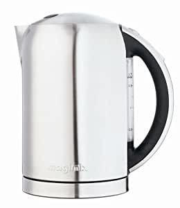 Magimix 11566 Kettle brushed stainless steel with charcoal handle